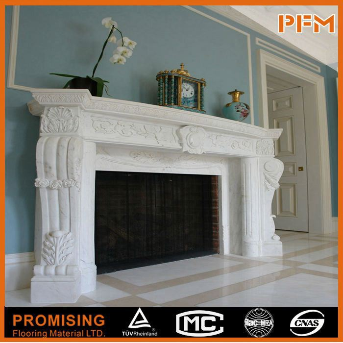 Reasonable price engineered stone fireplace buy for Engineered fireplace