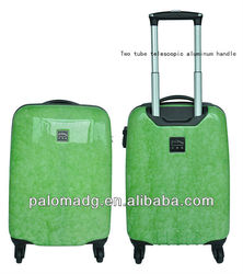 abs pc film compass luggage
