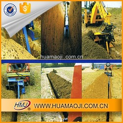 China manufactured excavator chian trehcher from HMJ