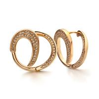 2015 Fashion gold plated Ear Bone vintage Clip On Earrings Ear Cuff Earrings for party Ear clip