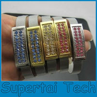 Hot selling Jewelry Bracelet USB 8gb easy to plug and play
