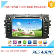 touch screen car dvd player for FORD MONDEO with gps navigation/vcd cd mp3 mp4 player