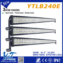Light bar exporter hot 4x4 led light bar with factory cheap price