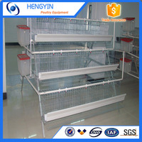 Latest design A type poultry farm layer cage / chicken cage for sale in Philippines