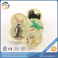 Online Sell Cat Animal Bouncy Ball 45mm for Student