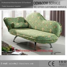 Special most popular white fabric wood sofa