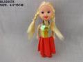 Barato de la muñeca de silicona muñeca de plástico muñeca de juguete