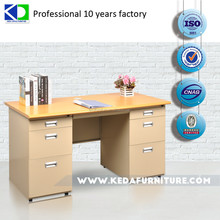 Cold roll steel plate office used metal table workstation