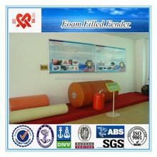Passed CCS certification ship safety equipment mooring marine polyurethane foam filled fender
