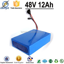 China Manufacturer Customs nimh rechargeable battery pack 4.8v li-ion battery pack 3.7v 300mah 2000mah for 720W motor