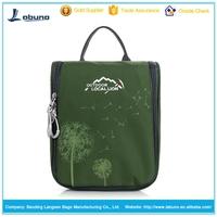 Women Girls dandelion Hanging Travel Toiletry Bag Cosmetic Case