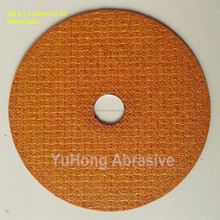 "Black Green Yellow Red Brown 4"" 105X1X16mm 14"" 350X3X25.4mm cutting wheel cutting disc for INOX SS"
