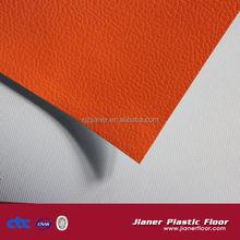 10 years warranty tennis surface of vinyl flooring
