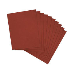10 Pack 36 Grit 230mm x 280mm Emery Cloth Sheets-Metal Sanding, Rust Removal