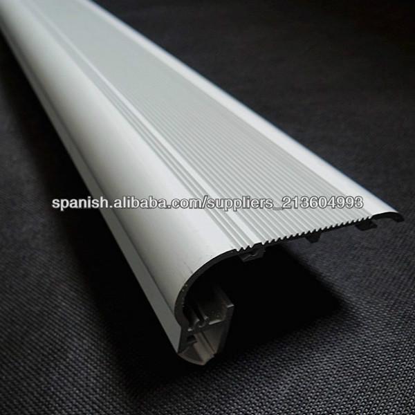 Alp024 perfil de aluminio llevado para la iluminaci n de - Precio perfiles de aluminio ...