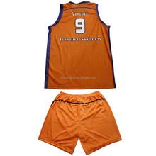 Mens Custom Full Sublimated Basketball Uniform Design