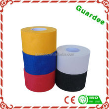 China Sporting goods strapping finger protectors printed rigid sports tape
