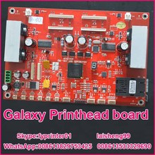for original galaxy dx5 machine galaxy printer printhead board for galaxy eco solvent printer