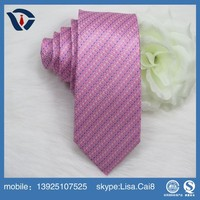 Latest Design Custom embroidered tie, Coat And Tie For Men
