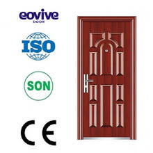 HOT sale high quality steel South Indian front door designs