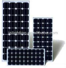 110W 120W 130W 140W Mono Solar Panel CE IEC for solar home system