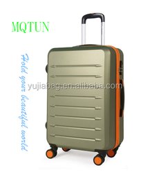 4 universal wheel travelling abs trolley luggage