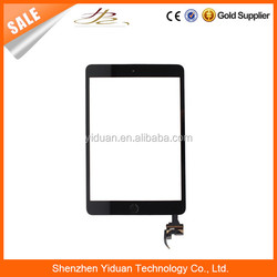 New Arrival !!! For iPad Mini 3 Touch Screen With Home Button And IC Connector