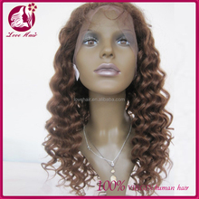 best aliexpress hair 100% Virgin chinese virgin hair full lace wig