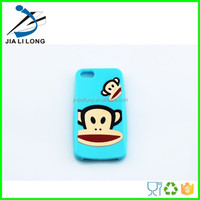 Funny animal silicone mobile phone case