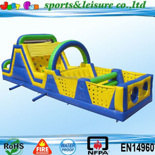 2015 giant inflatable obstacle course, hot sale inflatable obstacle, inflatable obstacle course for kids