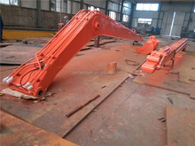 New condition cheap price excavator long reach boom and arm