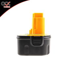 Compact powerful power tool battery DEWALT 12 1.3Ah Ni-CD cordeless drill fit 52250-27, DC9071,DE9037, DE9071,DW9072, DE9075