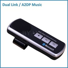Universal Cell Phone Handsfree Bluetooth Car Kit Handsfree Speaker formobile phone with bluetooth
