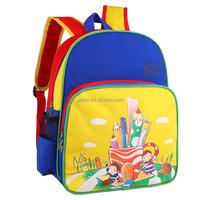 wholesale customize primary kindgarten kids backpack bag cheap book bag