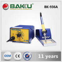 2015 New BAKU Mini Hot Air Soldering iron Anti-static Soldering Stations BK-936A
