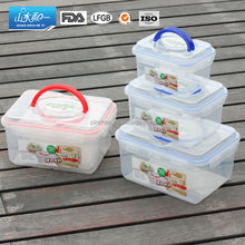 snx007 kitchen set food grade personalized plastic container