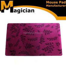 decorative gym natural rubber floor mat