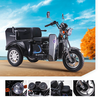 3 wheel motorcycle, Disabled tricycle Q2-2