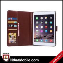 wholesale alibaba cute leather case for ipad mini, PU leather stand case for ipad mini 3 decorative shelf