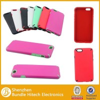 Dual Color Hard PC Cover for iphone 6,for iphone 6 PC Back Cover