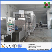 broccoli vegetable food cooking blanching machine/blancher