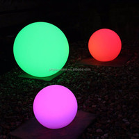 Garden/Pool decoration led balls lampe design spot lamba led leuchten lampade da terra