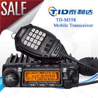 20w/50w/60w vhf uhf dmr mobile radio TD-M558