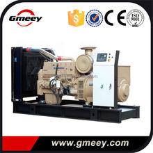 Gmeey Open Type 275kw/344kva Military Diesel Electric Generators On Sale