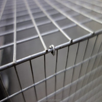 Welded wire mesh cage/dog cage/dog farm