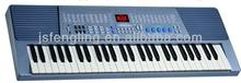 LED Digital Display, 54-key Standard Keyboard, External Speaker