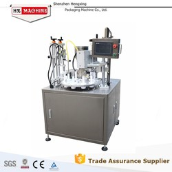 Cosmetic Tube End Ultrasonic sealing/welding/closing machine for sale