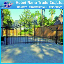 Direct Factory Price Different Steel Gate Designs With A Series Of Sizes