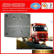 FMSI:GG 83 1 WVA:19072 free sample ,low price,environmental friendly,manufacturer caterpillar oil rig friction material brake li