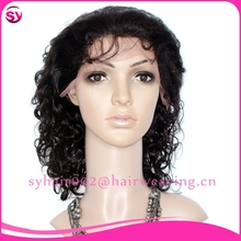 High quality dyeable and bleachable u part human hair topper wig